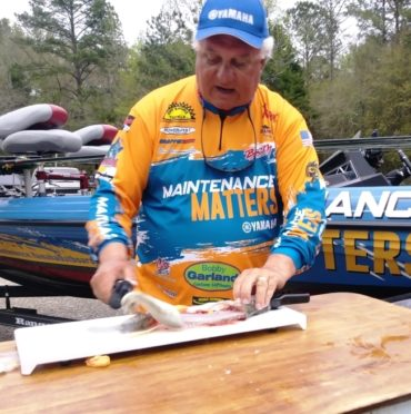 Crappie Dan Endorses TWO WAY Fillet