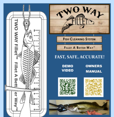 TWO WAY Fillet® –  Owners Manual